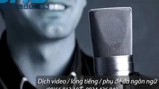 [TVC Gạo Công Bình] Dịch & lồng tiếng Anh (giọng bản xứ)