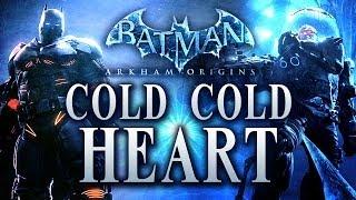 Batman: Arkham Origins - Cold, Cold Heart (Full DLC Walkthrough)