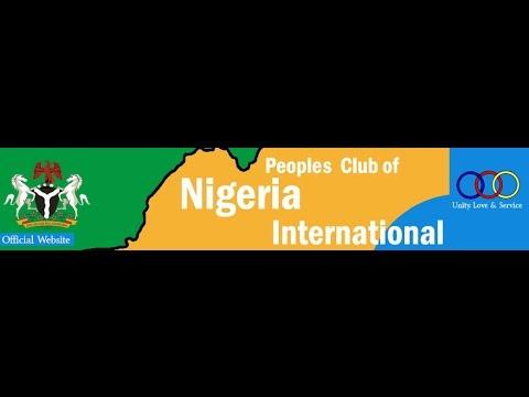 PEOPLES CLUB OF NIGERIA INTL, AGM CONVENTION 2016. ASABATEX PROD. #3