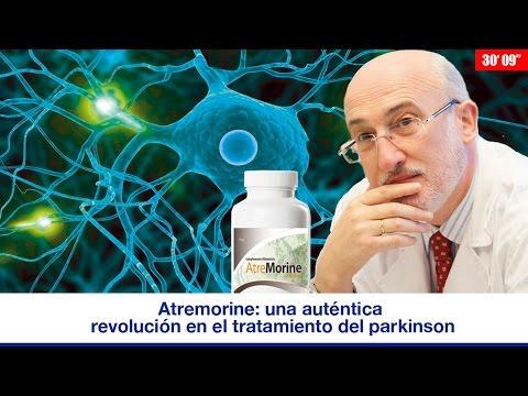 ATREMORINE: UNA AUTÉNTICA REVOLUCIÓN EN EL TRATAMIENTO DEL PARKINSON