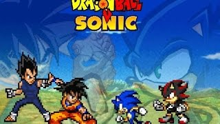 Dragon Ball V Sonic