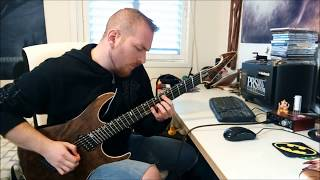 Bathory - Under The Runes Solo (Cover)