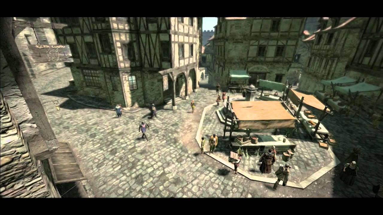 Stab Giant Animals In The Face In Dragon's Dogma