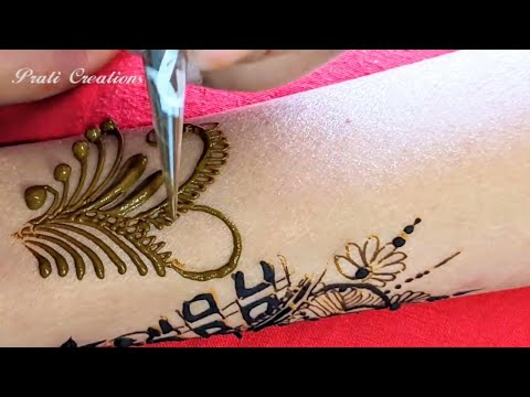 Download Henna Design Simple And Attractive Mehndi Design For