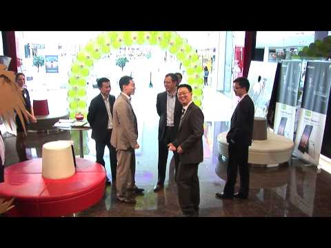 Huawei Ascend P7 launch event