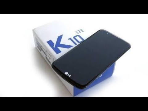 Video over LG K10 (2018)