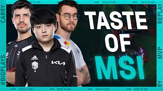 League Mixtape : « Hyped for MSI? After seeing these plays you will be »