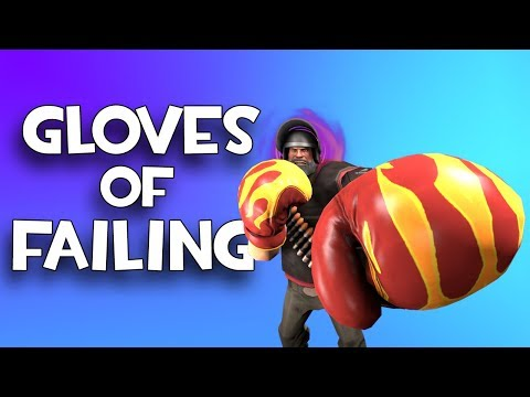 TF2: Just the Tips: The Gloves of Running Urgently