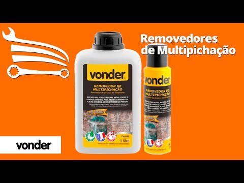 Removedor de Multipichação Biodegradável 1 Litro - Video