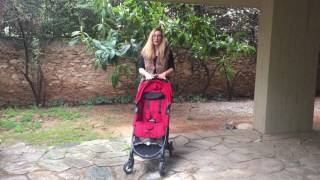 a24d20be260 Review παιδικό καρότσι City Mini Zip της Baby Jogger