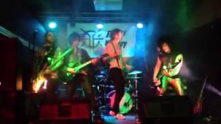Video Friday Whiskey - Hot Style (Live British Rock Stars Bratislava)