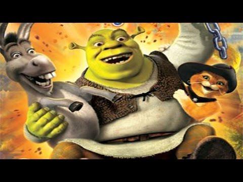 ► Shrek 2 - The Movie | All Cutscenes (Full Walkthrough HD)