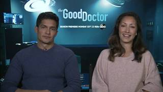 'The Good Doctor' stars talk about their characters' relationship