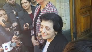 Ես գիտեմ ով է իրականացրել Հոկտեմբերի 27֊ը. Ռիմա Դեմիրճյան