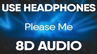Cardi B, Bruno Mars – Please Me (8D AUDIO)