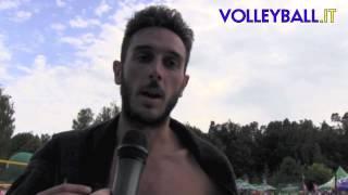 preview picture of video 'Mondiali - Stare Jablonki:  Lupo e Nicolai agli Ottavi'