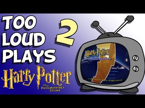 Too Loud Plays: Harry Potter and the Sorcerer's Stone - Ep 02 - Percy da Pussy
