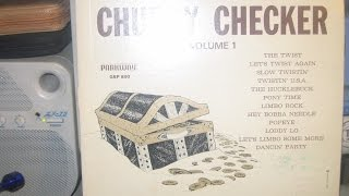 Chubby Checker Volume 1 - Let's Limbo Some More -   /PARKWAY