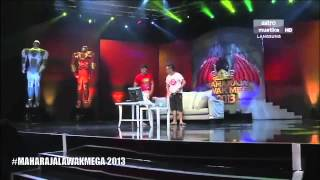 Maharaja Lawak Mega 2013   Minggu 5   Persembahan Wala