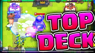 YOU WILL LOVE THIS NEW DECK! • Clash Royale!