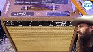 Süß wie Erdbeerwein! - Chris Stapleton Edition Fender '62 Princeton Verstärker (Untertitel)