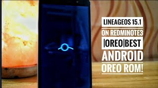 Bootleggers rom oreo 8 1 on redmi note 3   best performance with