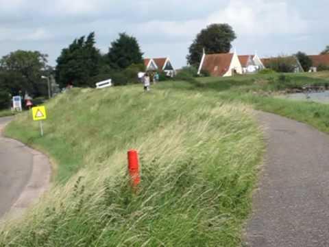 More Holland biking