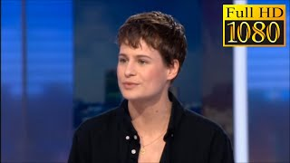 CHRISTINE AND THE QUEENS - INTERVIEW ANNE-SOPHIE LAPIX - 24 mai 2018