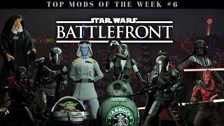 Top Mods Of The Week 6