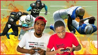 Push-UP Wager! Juice Called Out Trent To A Mid-Week Challenge! (MUT Wars Season 4 Ep.14)