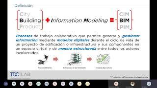 Webinar: Gestión integrada de procesos en BIM, LEAN, PMI, IPD y VDC