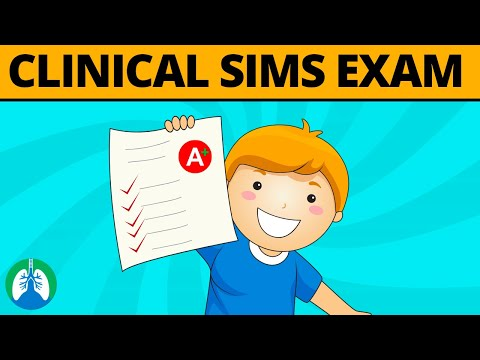 How to Prepare for (and Pass) the Clinical Sims Exam - YouTube