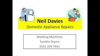 preview picture of video 'Neil Davies Domestic Appliance Repairs'