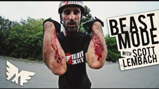 "Scott Lembach aka ""El Beasto"" | Team Rider | MuirSkate Longboard Shop"