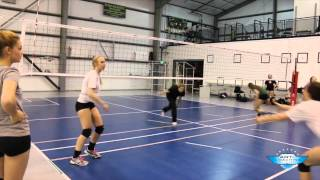 AVCA Video Tip Of The Week: A Drill To Improve Ball Control