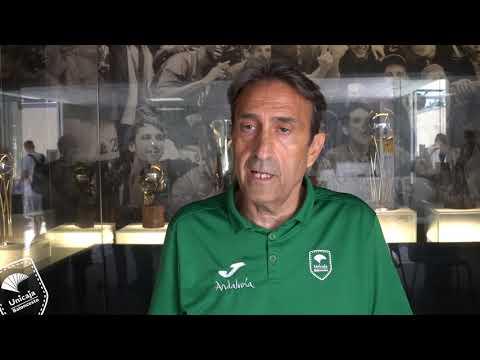 """Casimiro confíado en """"poder terminar la temporada en la liga acb"""""""