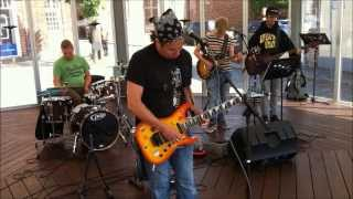 Lonely (Stryper cover) - Mark Hill Band