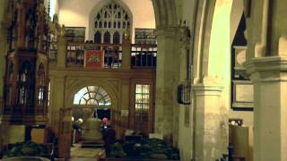 preview picture of video 'Lowering the tenor bell at St Mary's Hitchin 1 - timelapse'