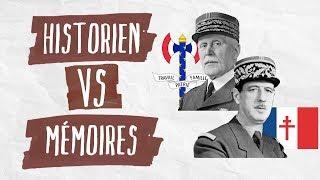Historien et mémoires  -  Histoire  -  Terminale