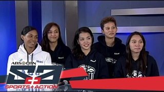 The Score: Adamson Lady Falcons still optimistic after two straight losses