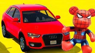 Мультик про крутые гоночные машины #Мультфильм про машинки для детей