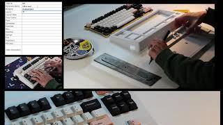 RAMA U80-A Internal Mute & Weight Comparison w/ Dogikon Switches