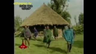 Ethiopian traditional music   Gojjam nafekegn by Ashebir Belay