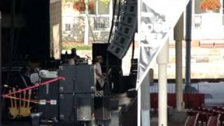 Cheap Trick-Just Got Back- Soundcheck- Baltimore, MD August 29, 2010- Pier 6
