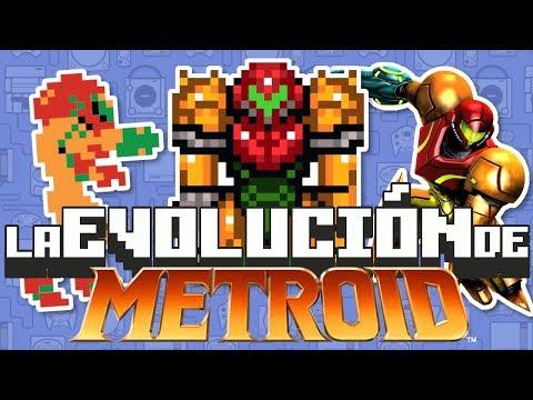 La Evolución de Metroid