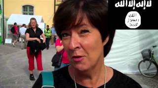 Mona Sahlin welcomes ISIS to Sweden