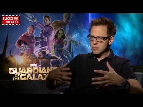 Guardians of the Galaxy Interview - James Gunn | MTW