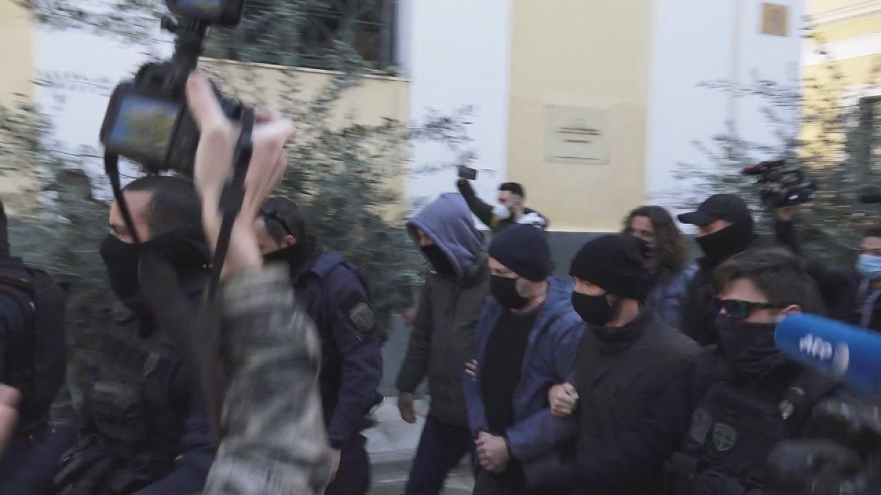 Ενώπιον της ανακρίτριας ο Δ. Λιγνάδης για να ζητήσει προθεσμία για την απολογία του