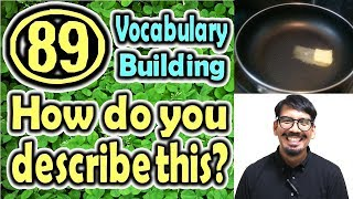 How do you describe this?(89) (Vocabulary Building) [ ForB English Lesson ]