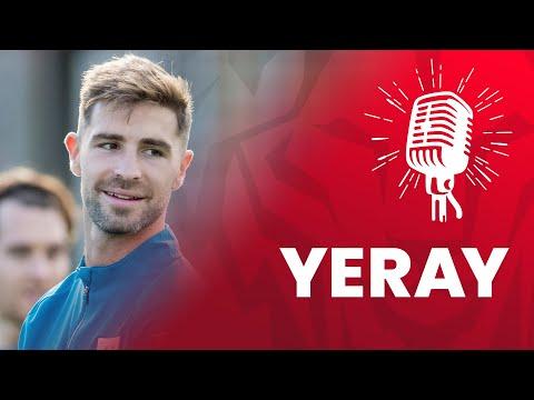 🎙️ Yeray Álvarez | Rueda de prensa